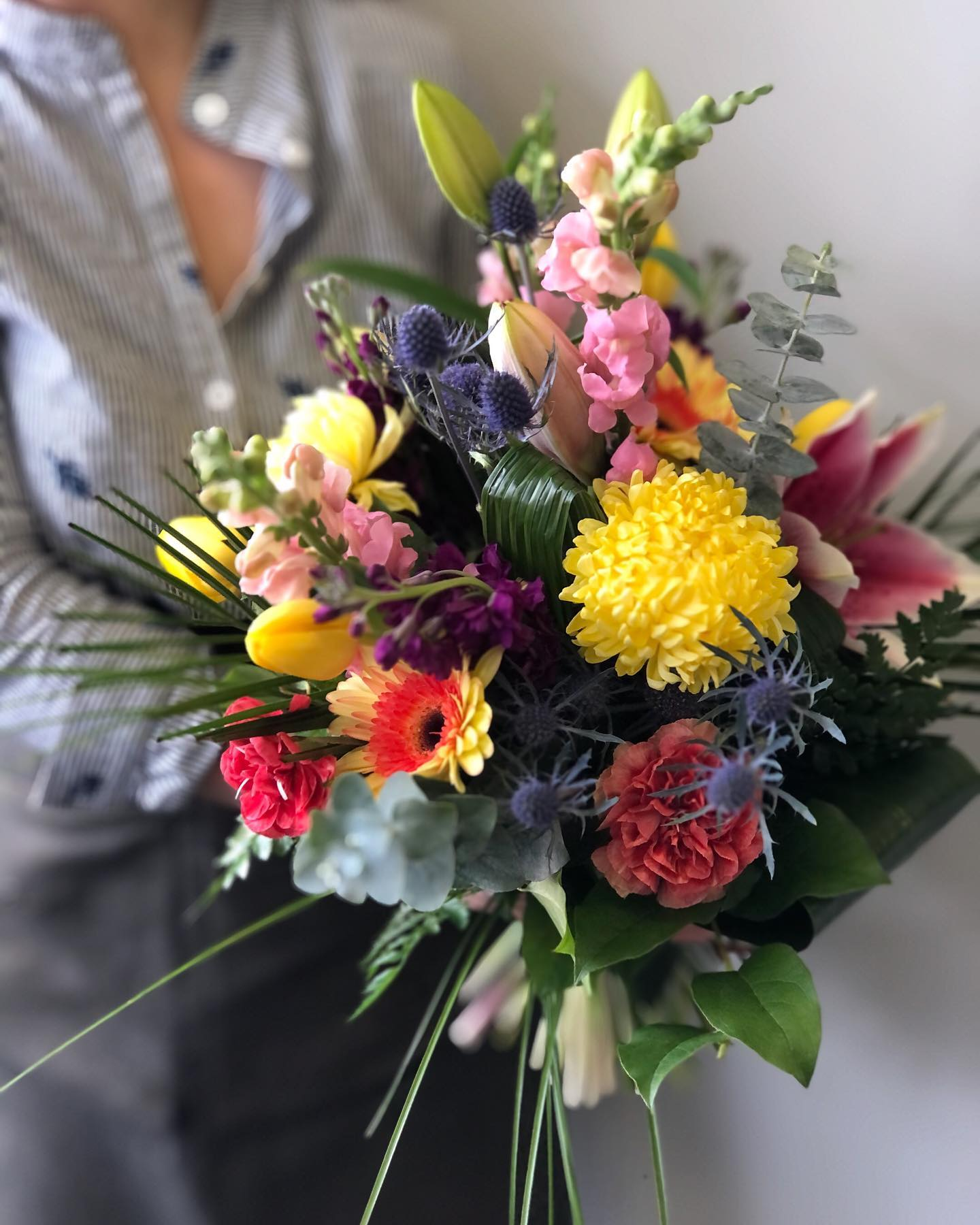 Bouquet lys star
